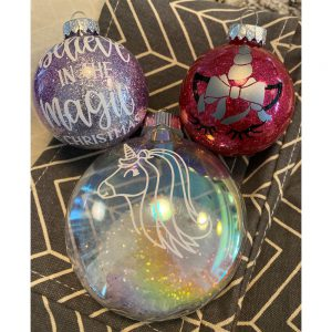 Custom Ornaments