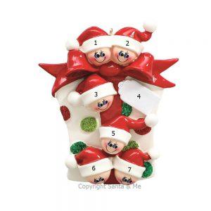 Glitter Gift Family